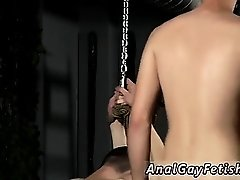 Mouth bondage gallery gay Flogged And Face Fucked