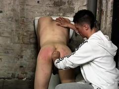 Cute black hair gay men sex videos Calvin Croft might think