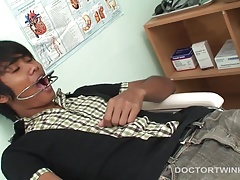 Kinky Medical Fetish Asians Sim and Nui