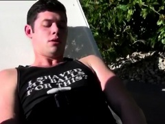 Pissing male celebrity gay full length Ryan Conners and Chas