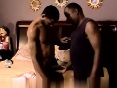 Black african gay sites Demetrius Gets In Deep!