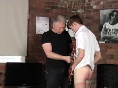 Twink sex Spanking The Schoolboy Jacob Daniels