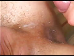 Hot 3some sucking and fucking