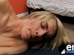 Miles Pride taking a great anal fuck from Preston Andrews