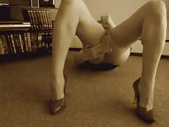 Dude with High Heels fetish
