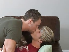 Softcore man to man hot kissing 542