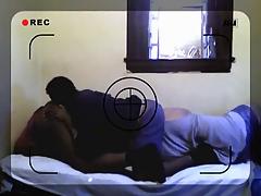 Young Freaky Black Bi-Sexual Threesome