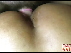 Lovely gay Asian twink Michael is an excellent cock sucker