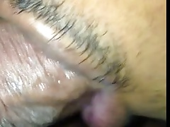Blond Black Sucks VERBAL White Cock