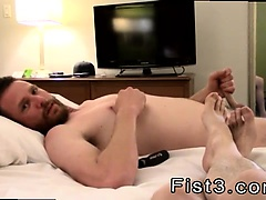 6 inch black dicks gay hanging out in a hotel apartment afte