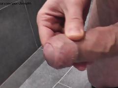 Mein Penis 9 - Vorhaut, Foreskin, Cum, Closeup