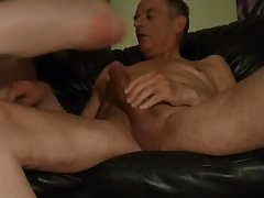 slut boy(Me) pounded by older man with Big cock bareback (2)