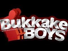 Bukkake boys cumshots compilation