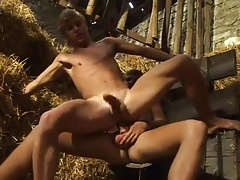 George Basten - Hot fuck in the barn