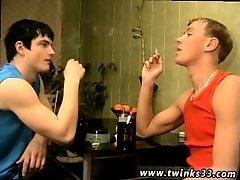 Gay uncut cock anal sex Watch these gorgeous euro folks interchange smoke