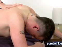 Fucked by Twink!