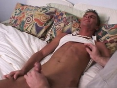 Male gay porn model naked movie gallery Brandon started gett