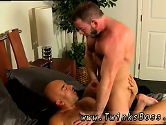 Gay cums deep in twink Colleague Butt Banging!