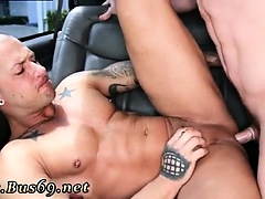 Straight boy gay punished Excited To Be On The Baitbus