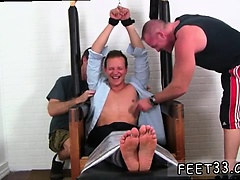 Men first time gay sex toy xxx Gordon Bound & Tickle d