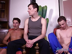 Twinks trip submission with Theo Ford