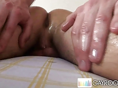 Manly Oily Massage