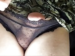 TS Alice Cock Growth And Self Facial