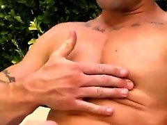 Household homemade gay sex toys for guys A Rampant Poolside