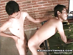 Naughty Hunks Plays Strip Fooseball