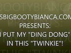 TS PORNSTAR BIG BOOTY BIANCA FUCKS COLLEGE TWINK!