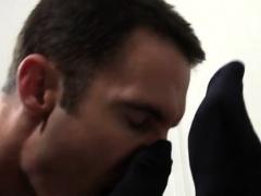 Naked mens big feet and dick videos gay Cameron Worships Asp