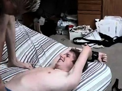 Sperm in underwear movietures and touched for the first time