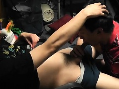 2 horny gay boys are not against some sexy fucking