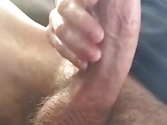 Twink show Hairy balls cock