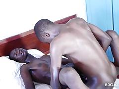 Black African Raw Twink Orgy