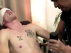 Different gay sex with a shaved penis and amish penis gay se