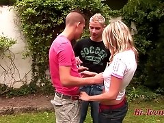 young bisexual twinks have fun