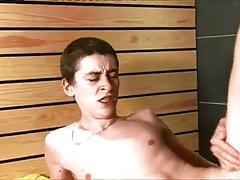 Sauna Twinks