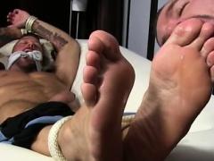 Feet gay black Dolf's Foot Sex Captive