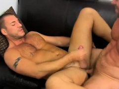 Teen male gay twink massaged to climax first time Horny Offi