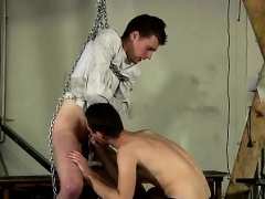 Gay sex slave for couple porn What A Hardcore Welcome!