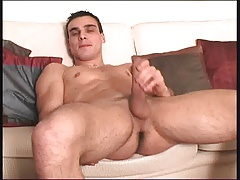 Martin toth huge dick and cum from Hammerboys TV