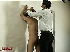Hard sexual punishment for attempted prison break