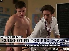 Teacher And Young Submissive Twink